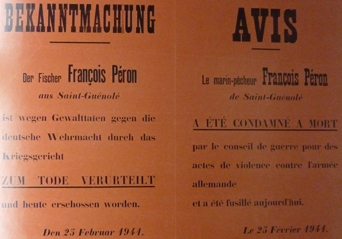 Saint-Guénolé_Condamnation_à_mort_François_Péron